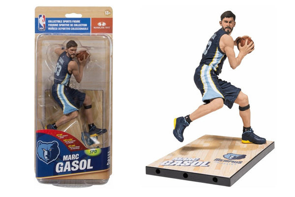 McFarlane NBA Series #28 Marc Gasol