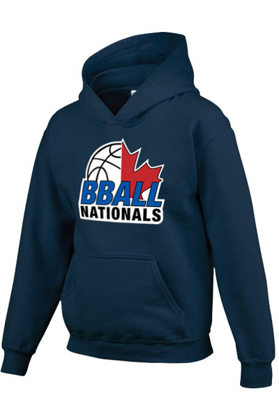 Bball Nationals Logo Hoody