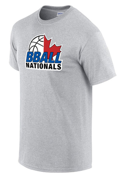Bball Nationals Short Sleeve Logo T-Shirt
