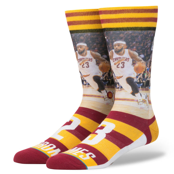 "Stance ""LBJ"" LeBron James"