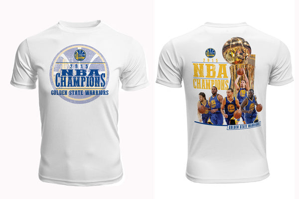 Golden State Warriors Champs Player Tee
