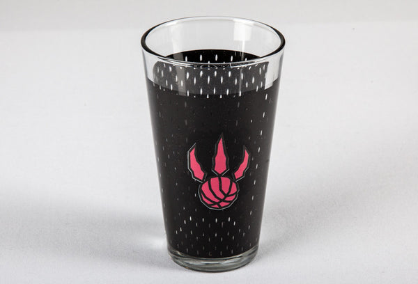 Toronto Raptors Jersey Mixing Glass