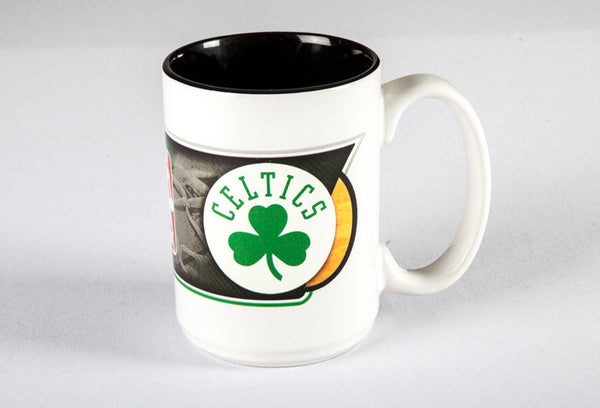 Boston Celtics 15oz Coffee Mug