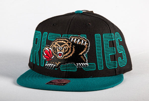 Vancouver Grizzlies Fast Break