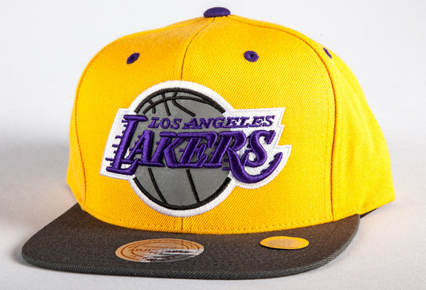 Los Angeles Lakers Reflective 2 Tone