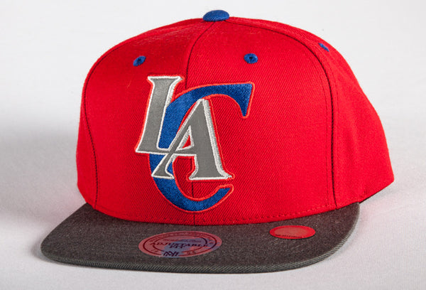 Los Angeles Clippers Reflective 2 Tone