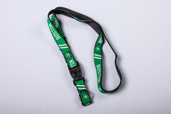 Boston Celtics Webbed Lanyard
