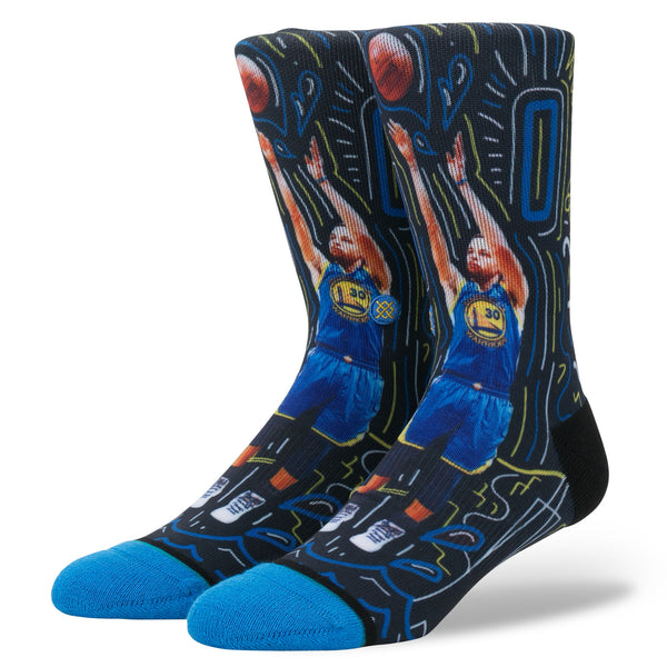 Stance Curry Sketchbook Sock