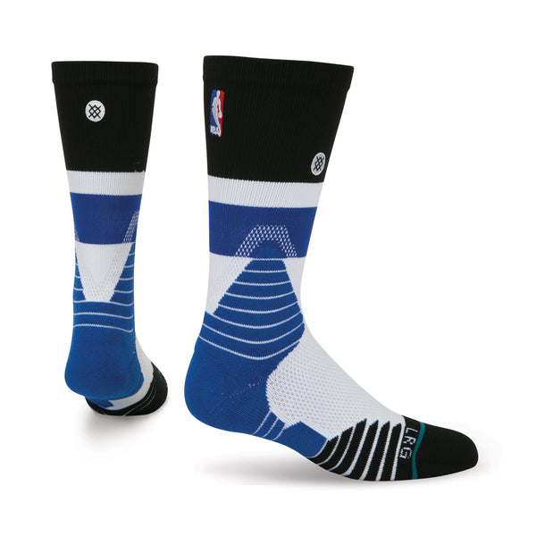 Stance NBA On Court Cap Crew