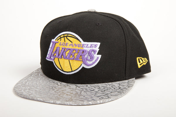 Los Angeles Lakers 950 Snap Foiler Hat