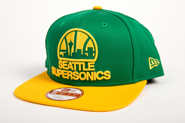Seattle Supersonics 950 Off Liner Hat