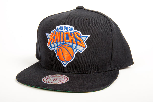 New York Knicks Wool Snapback