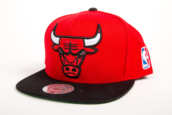 Chicago Bulls XL Logo Snapback