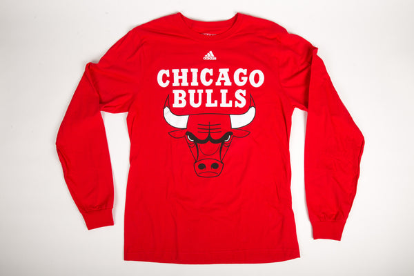 Chicago Bulls LS Shirt