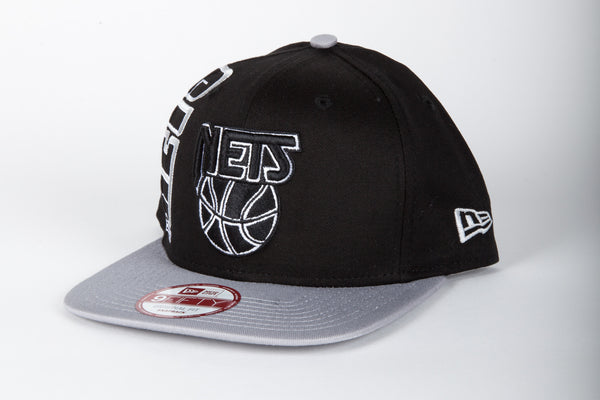 New Jersey Nets 950 Rallymark Hat