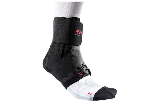 Ankle Brace W/Straps - Level 3 Protection