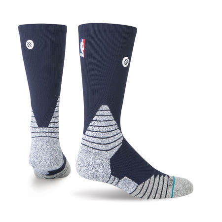Stance NBA On Court Solid Crew