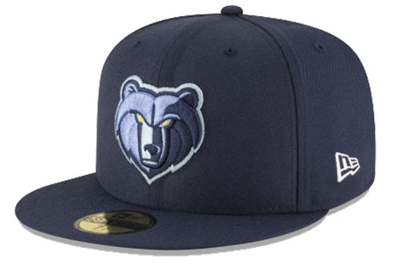 Memphis Grizzlies 5950 Classic Wool Fitted