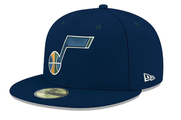 Utah Jazz 5950 Classic Wool Fitted