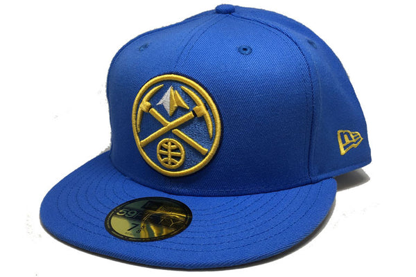 Denver Nuggets 5950 Classic Wool Fitted