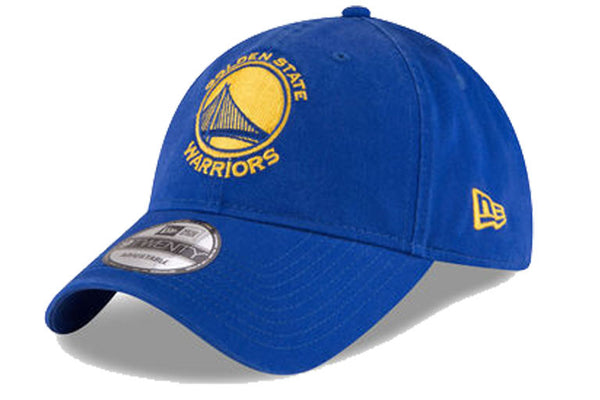 Golden State Warriors 920 Team Colour Adjustable Hat