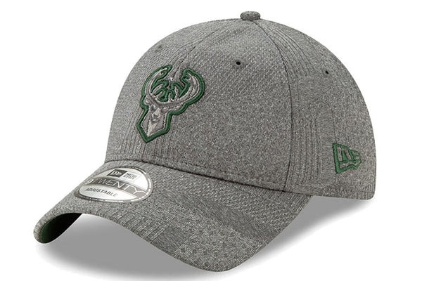 New Era Milwaukee Bucks Authentic Training Series 920 Adjustable