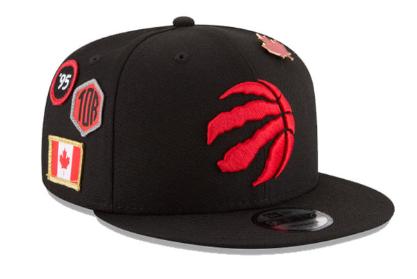 Toronto Raptors NBA Draft 9FIFTY Snapback