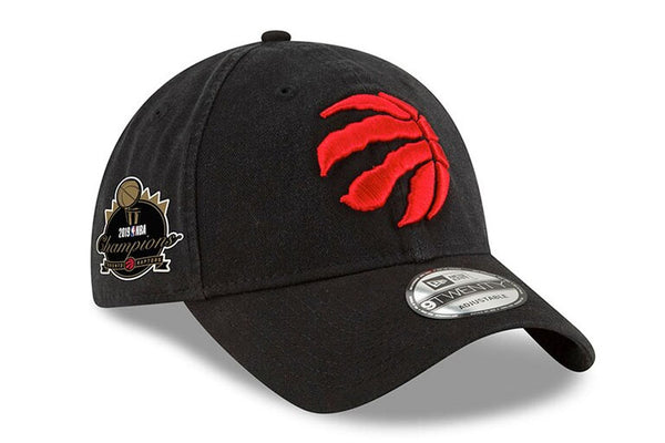 New Era Toronto Raptors 920 NBA Champs Side Patch Hat