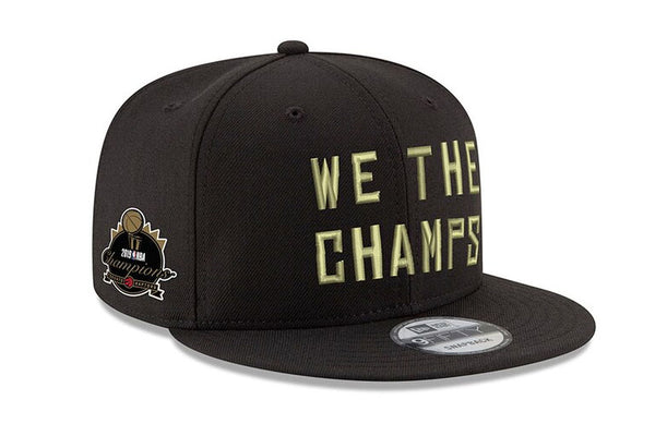New Era Toronto Raptors 950 We The Champs Snapback