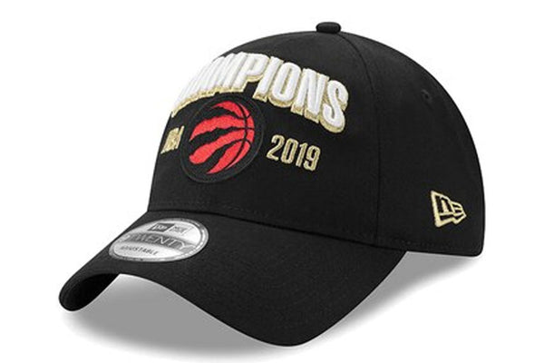 New Era Toronto Raptors 2019 NBA Champions Locker Room 920 Adjustable Hat