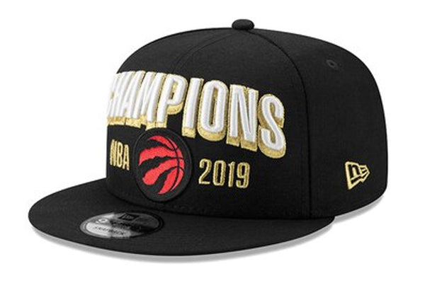 New Era Toronto Raptors 2019 NBA Champions Locker Room 950 Snapback Hat