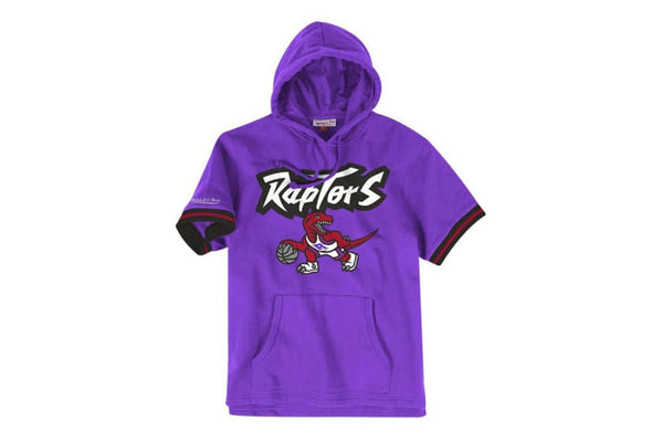 Toronto Raptors French Terry SS Hoody