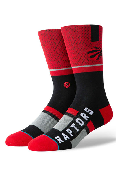 Stance  Toronto Raptors Shortcut Sock