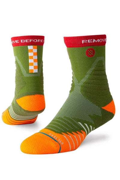 Stance Remove Before Flight Qtr Sock