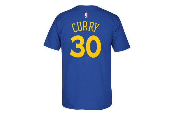 check out 5df12 8a65f Golden State Warriors #30 Player T-Shirt