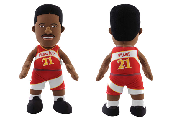 "NBA 10"" Plush Dominique Wilkins"