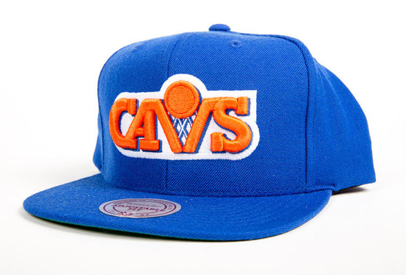 Cleveland Cavs Wool Snapback