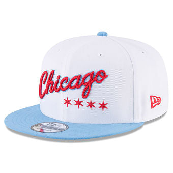 Chicago Bulls 950 City Series Snapback