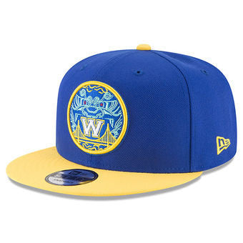 Golden State Warriors 950 City Series Snapback