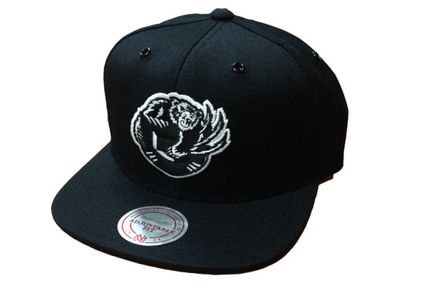 Vancouver Grizzlies B&W Snapback