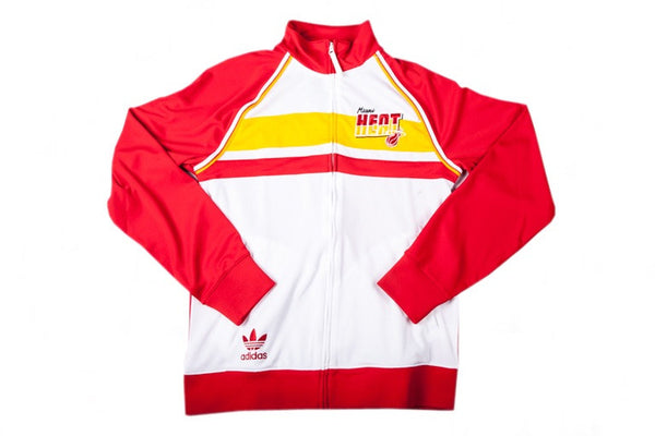 Miami Heat Track Jacket