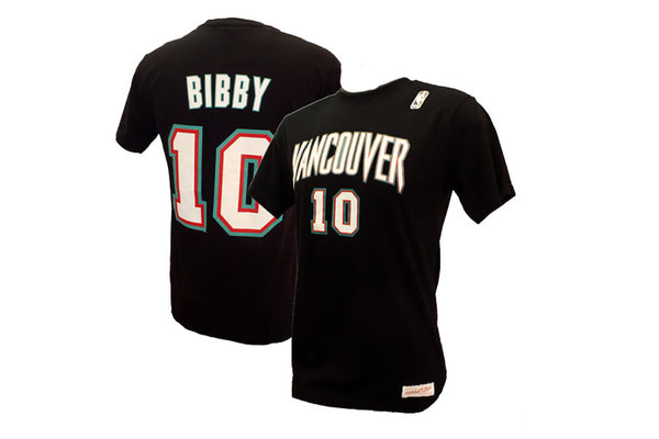 NBA #10 Bibby Grizzlies T-Shirt