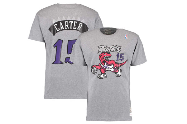 NBA #15 Carter Raptors T-Shirt