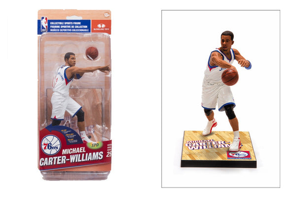 McFarlane NBA Series #25 M.Carter-Williams