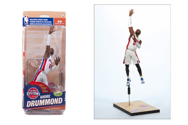 McFarlane NBA Series #25 Andre Drummond