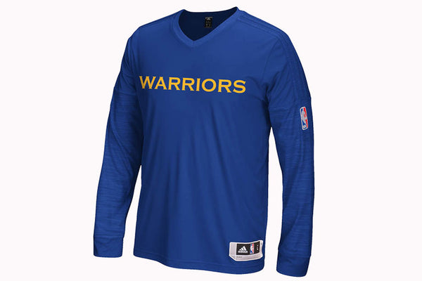 Golden State Warriors Warm Up Shirt