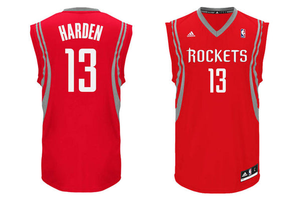 Houston Rockets #13 Swingman Jersey