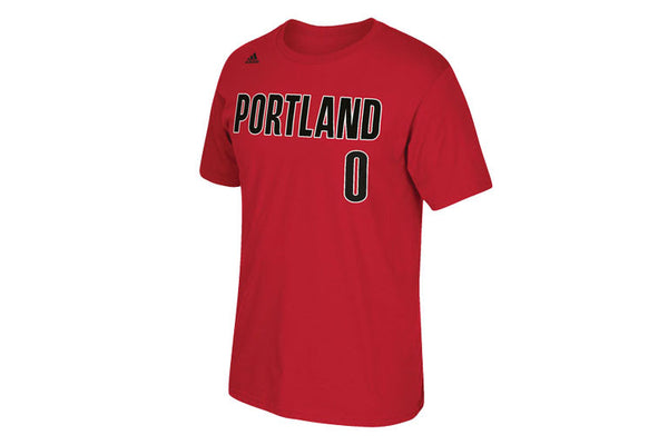 Portland TrailBlazers #0 Player Shirt