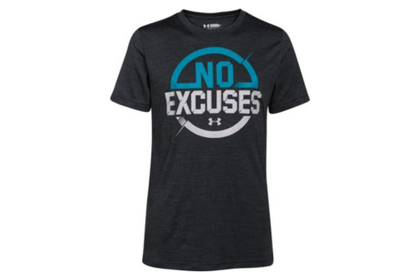 No Excuse Youth Tee