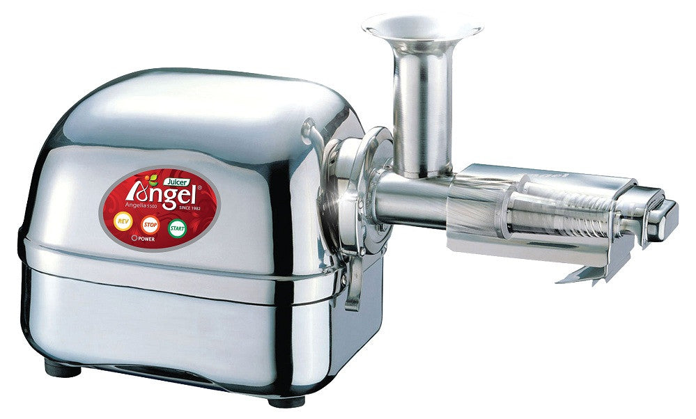 Angel Juicer 5500 STAINLESS STEEL JUICER